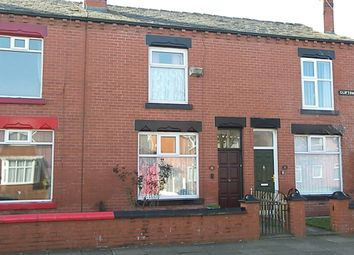 Thumbnail 2 bedroom terraced house for sale in Clifton Street, Farnworth