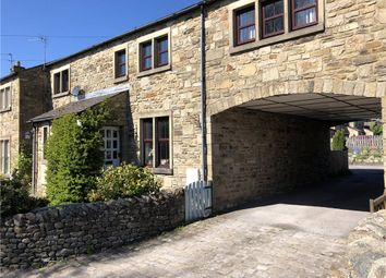Thumbnail 3 bed terraced house for sale in Station Road, Long Preston, Skipton, North Yorkshire