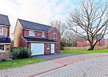 Thumbnail 4 bedroom detached house for sale in Dyffryn Y Coed, Church Village
