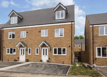 Thumbnail 4 bed semi-detached house for sale in Cowbridge Street, Duffryn, Newport