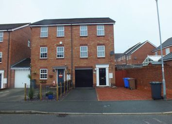 Thumbnail 3 bed semi-detached house to rent in Blackbird Way, Packmoor, Stoke-On-Trent