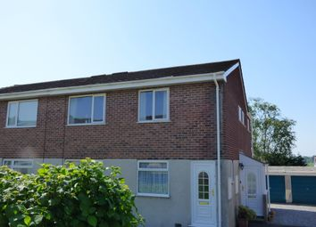 Thumbnail 2 bed maisonette to rent in Tithe Road, Plympton, Plymouth