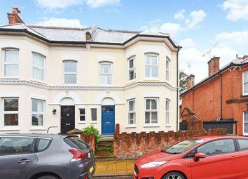 Thumbnail 5 bed semi-detached house for sale in Lansdowne Road, Aldershot, Hampshire
