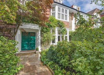 Thumbnail 5 bed semi-detached house for sale in Hollycroft Avenue, Hampstead, London