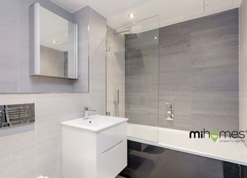 Thumbnail 2 bed flat to rent in Tregenna Close, Chase Road, London