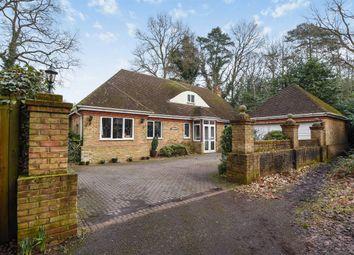 Thumbnail 4 bed property for sale in New Wokingham Road, Crowthorne / Wokingham, Berkshire