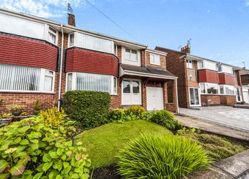 Thumbnail 3 bed semi-detached house for sale in Nursery Road, Sunderland