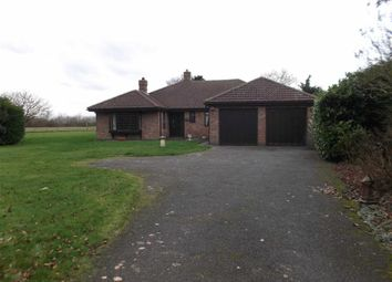 Thumbnail 3 bed bungalow to rent in Bardney Road, Wragby, Market Rasen