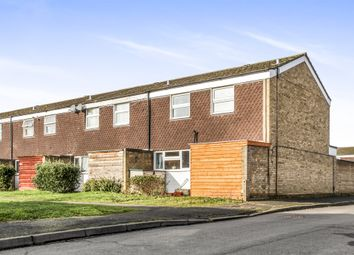 Thumbnail 3 bedroom end terrace house for sale in Cratherne Way, Cambridge