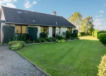 Thumbnail 3 bed detached bungalow for sale in Meikle Urchany, Nairn