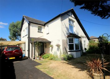 Thumbnail 4 bed detached house for sale in Ashley Common Road, New Milton, Hampshire