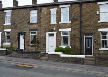 Thumbnail 2 bedroom terraced house to rent in Woolley Lane, Hollingworth, Hyde