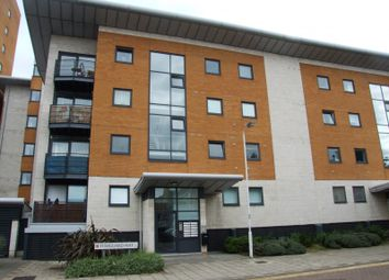 Thumbnail 1 bed flat to rent in Fishguard Way, Galleons Lock