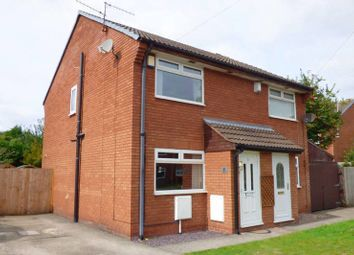 Thumbnail 2 bed semi-detached house to rent in Thornham Close, Upton