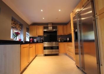 Thumbnail 4 bed detached house to rent in Grosvenor Road, Chobham, Woking