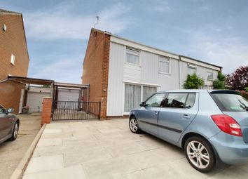 Thumbnail 3 bed semi-detached house for sale in Penryn Close, Saltburn-By-The-Sea, Cleveland