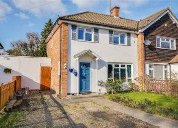 2 bed semi-detached house for sale in Webster Close, Oxshott, Surrey KT22