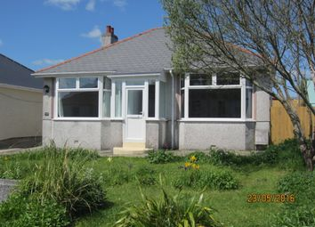 Thumbnail 3 bed bungalow to rent in Callington Road, Saltash, Cornwall
