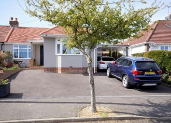 Thumbnail 4 bed bungalow for sale in Kings Stone Avenue, Steyning, West Sussex