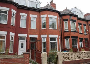 Thumbnail 4 bedroom terraced house for sale in Hamilton Road, Longsight, Manchester