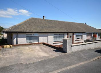 Thumbnail 4 bed semi-detached bungalow for sale in Mount Barnard View, Ulverston, Cumbria