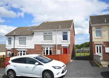 Thumbnail 2 bed semi-detached house for sale in Elm Terrace, Craghead, Stanley