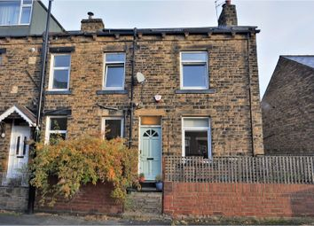 Thumbnail 2 bedroom end terrace house for sale in Armstrong Street, Farsley