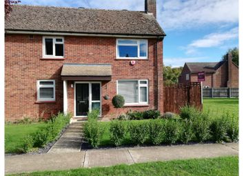 Thumbnail 2 bed semi-detached house for sale in Fletcher Avenue, Waterbeach, Cambridge