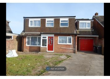 Thumbnail 4 bedroom detached house to rent in Balmoral Close, Gosport