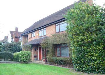Thumbnail 5 bed detached house to rent in Batchworth Lane, Northwood, Middlesex