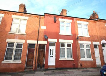 Thumbnail 4 bedroom terraced house for sale in Derwent Street, Leicester