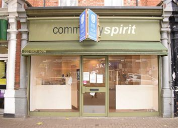 Thumbnail Retail premises to let in Station Road, Chingford, London