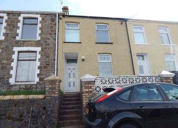 Thumbnail 3 bed terraced house for sale in Kimberley Terrace, Georgetown, Tredegar
