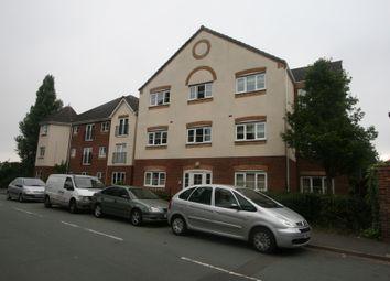 Thumbnail 2 bedroom flat for sale in Hall Street, Darlaston, Wednesbury