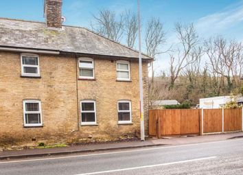 Thumbnail 2 bed semi-detached house for sale in Farthingloe Cottages, Folkestone, Dover, Kent