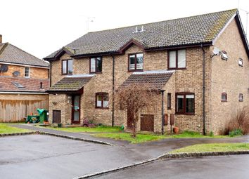Thumbnail 2 bedroom semi-detached house to rent in Nightingale Close, Rowland's Castle