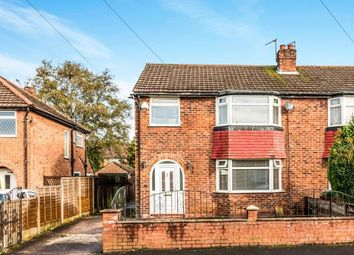 3 bed semi-detached house for sale in Cedar Road, Sale, Greater Manchester M33