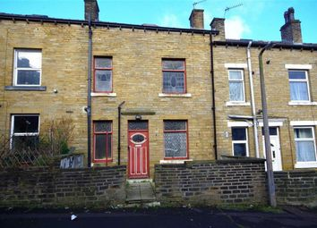 Thumbnail 1 bed terraced house for sale in Luton Street, Off Queen's Road, Halifax