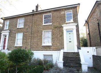 Thumbnail 1 bed flat to rent in Loughborough Park, London