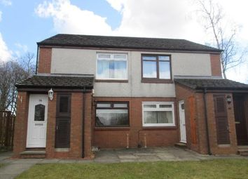 Thumbnail 1 bed flat for sale in Heatherbank Walk, Airdrie