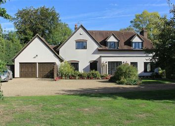 Thumbnail 4 bed detached house for sale in Pottersheath Rd, Welwyn, Welwyn, Herts