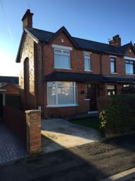 Thumbnail 3 bedroom semi-detached house to rent in Orby Grove, Belfast