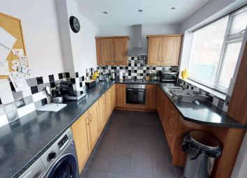 Thumbnail 2 bed terraced house for sale in Gill Crescent South, Fencehouses, Houghton Le Spring