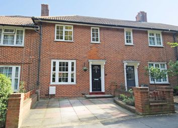 Thumbnail 2 bed terraced house for sale in Cuckoo Avenue, London