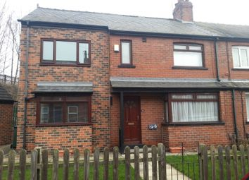 Thumbnail 5 bed semi-detached house to rent in Vicarage Terrace, Headingley, Leeds