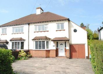 Thumbnail 4 bed semi-detached house for sale in Coulsdon Road, Old Coulsdon, Coulsdon
