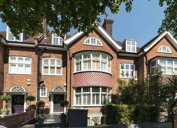 Thumbnail 5 bedroom terraced house for sale in Eldon Grove, Hampstead, London