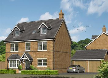 Thumbnail 5 bed detached house for sale in Plot 18, The Larch, Cow Lane, Edlesborough