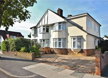 Thumbnail 5 bed semi-detached house for sale in Lyndhurst Avenue, Twickenham
