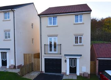 """Thumbnail 3 bed semi-detached house for sale in """"The Whitley"""" at Station Road, South Molton"""